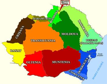 Romania Mare - 1918