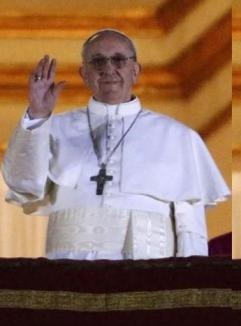 JORGE MARIO BERGOGLIO Pope Francis Papa Francisc 1