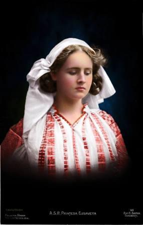 Princess-Elisabeth-of-Romania-in-national-dress-queen-of-greece-casa-regala-romania