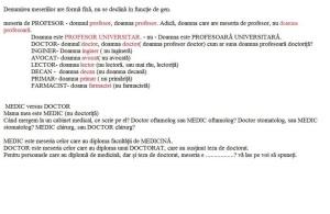 20-doamna-profesor-doamna-doctor-doamna-avocat-lector-decan-primar-farmacist-cum-scriem-corect-limba-romana-romania